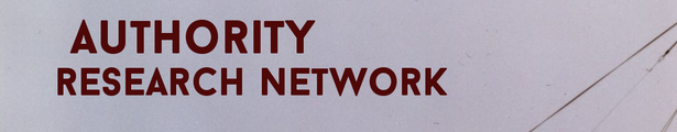 Authority Research Network